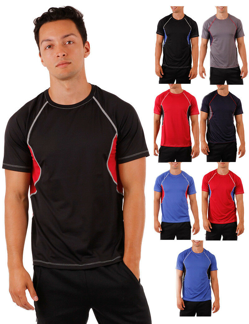New Dri Fit Workout Short Sleeve Top Basketball Fitness Acti