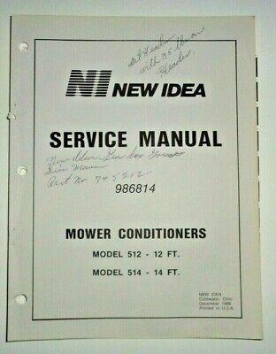 New Idea Mower | Lincoln Equipment Liquidation