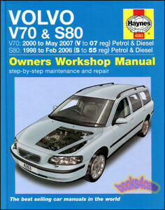 volvo s70 v70 instruction manual online user manual u2022 rh pandadigital co Volvo V50 2001 Volvo V70