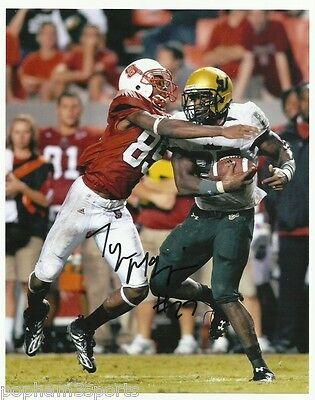 TYRONE McKENZIE Signed/Autographed SOUTH FLORIDA USF BULLS 8x10 Photo (Tyrone Florida)