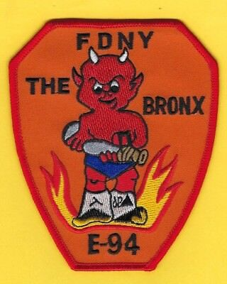 NEW YORK CITY FIRE DEPT ENGINE 94 COMPANY PATCH ~ VERY RARE & VERY HARD-TO-FIND - Find Party City
