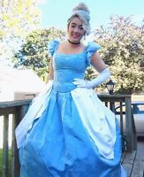 Disney princess parties in face painting