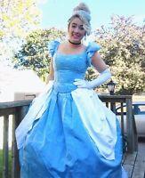 Disney Princess parties face painting