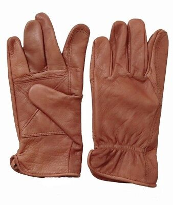 New Safety Exprets Cowhide Leather Work Gloves S M L Xl Xxl