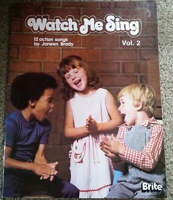 piano music books, educational, action songs, Janeen Brady, children, fun, sing