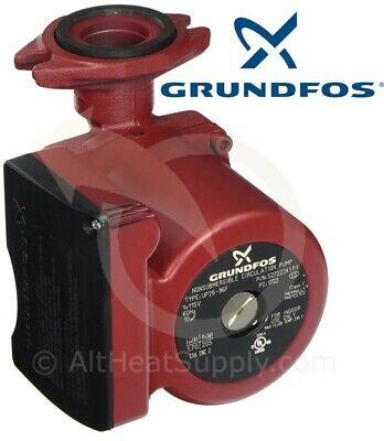 Grundfos Up26 96f 52722341 112hp 115v Circulating Pump
