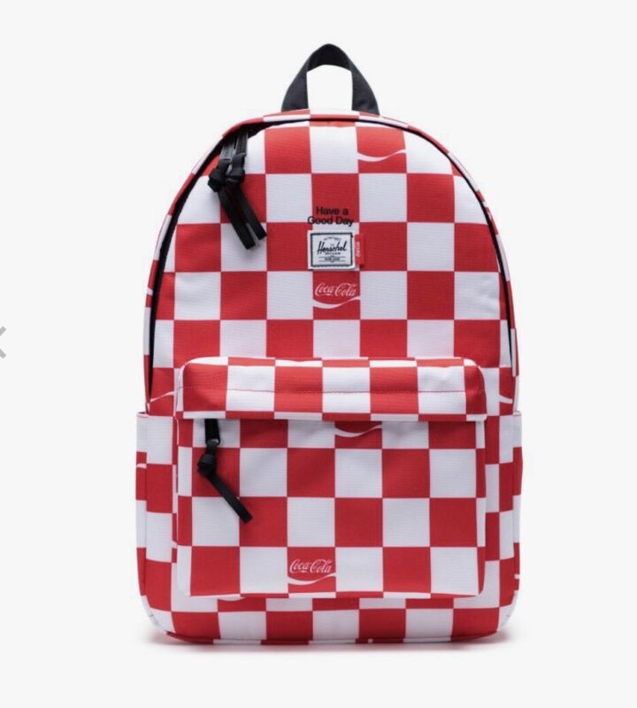 BNWT Rare Coca Cola x Herschel Classic XL Backpack *SOLD OUT EVERYWHERE*