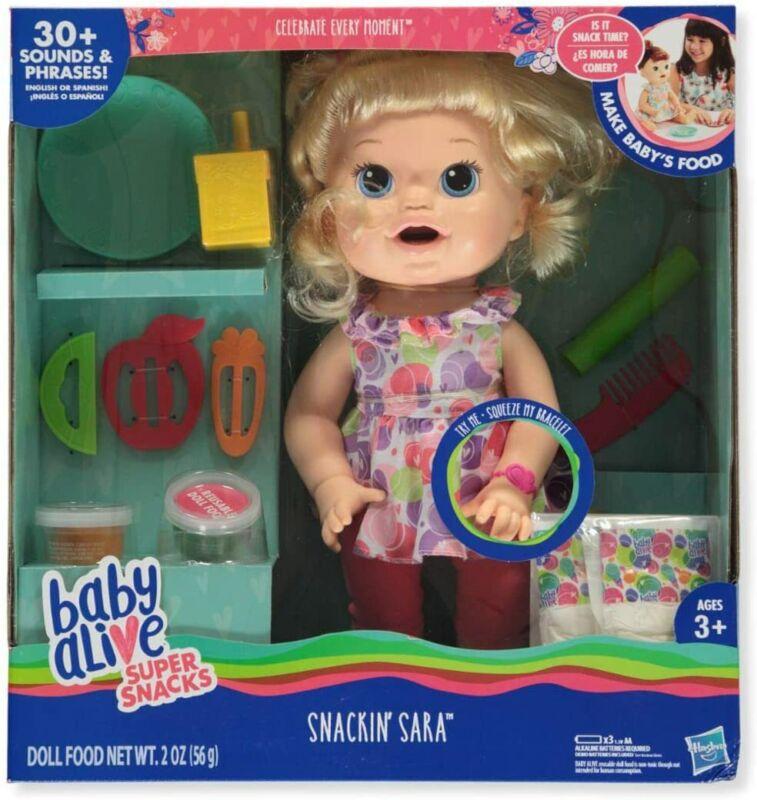 Hasbro Baby Alive Snackin