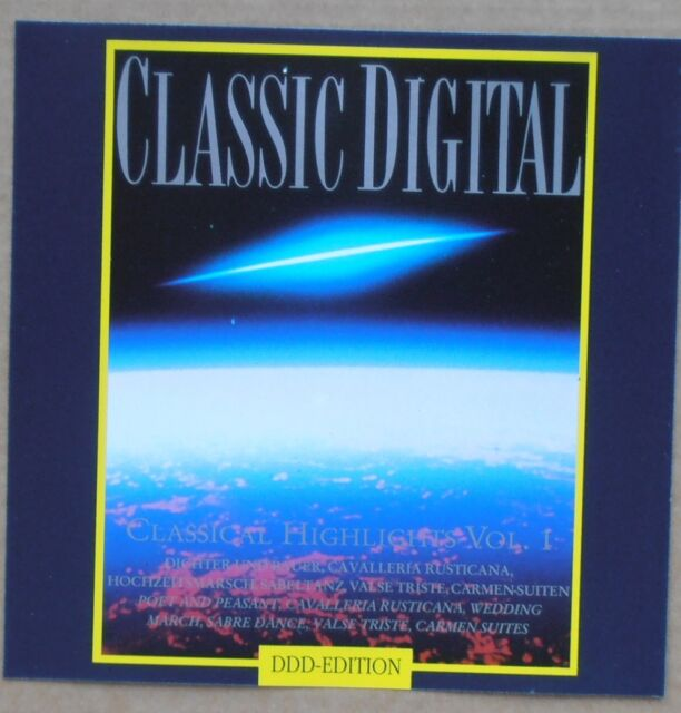 Classical Highlights Vol. 1 - London Festival Orchestra - CD