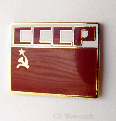 RUSSIA CCCP SOVIET EMBLEM LOGO RUSSIAN PIN BADGE 1 INCH