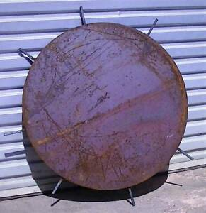 Rustic Steel Art Use your imagination with this one Kandos Mudgee Area Preview
