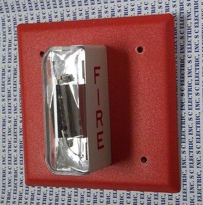 Wheelock Lsm-24 Fire Alarm Strobe