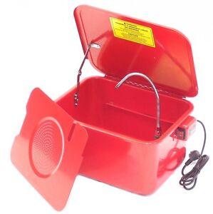 Teilewaschgerät Waschgerät 13 L Teilereiniger Kaltreiniger Reinigungsgerät Pumpe