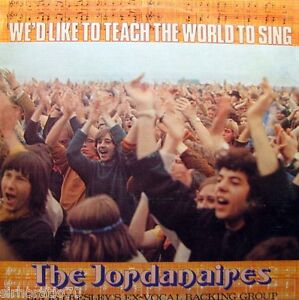 The-JORDANAIRES-Wed-Like-To-Teach-The-World-To-Sing-LP-1972-Elvis-Presley