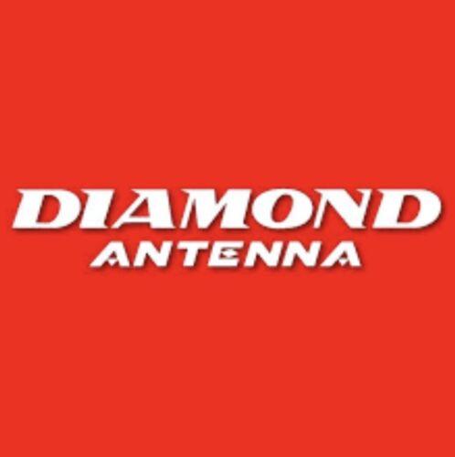 Details about DIAMOND RH-3 Short Helical 2m 70cm 23cm Antenna BNC