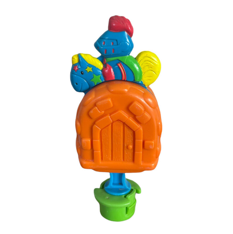 Evenflo Castle Ultra Exersaucer Sounds Toy Replacement Part: Knight Toy