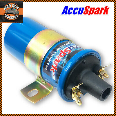 ACCUSPARK High Performance Blue Ballast 12v Sports Ignition Coil Replace DLB110