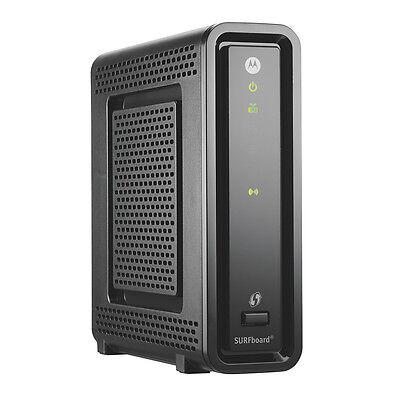 Motorola Doc 3 0 Sbg6580 Wifi N Router Comcast Xfinity  Rcn  Mediacom Modem