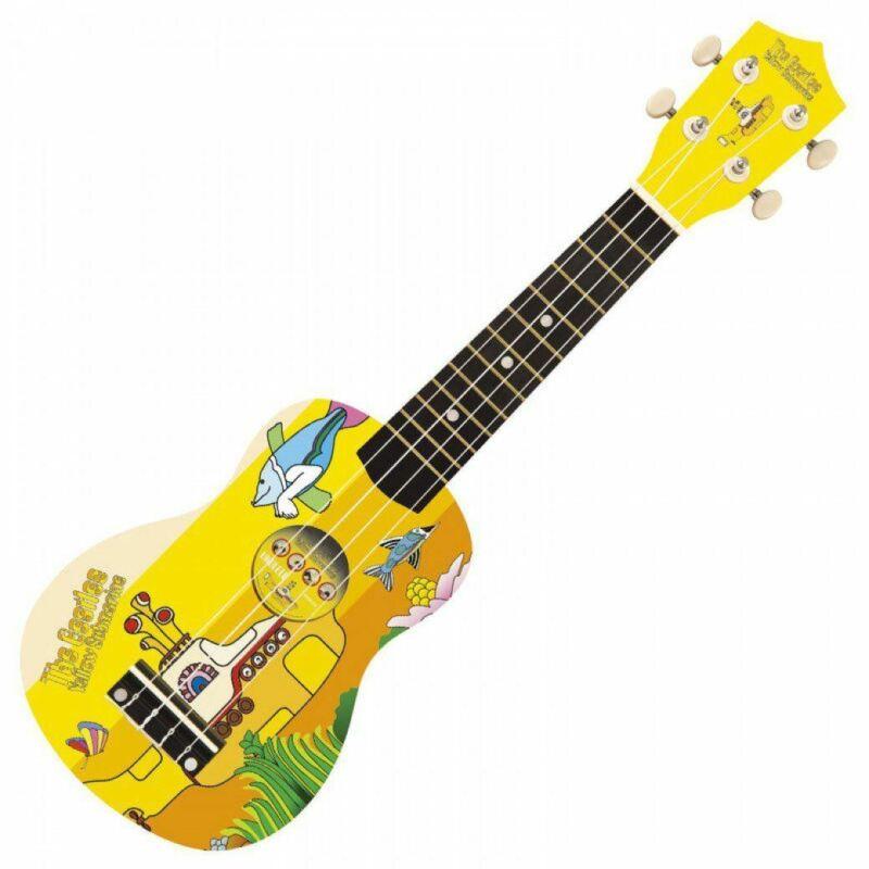 JHS Beatles Yellow Submarine Soprano Ukulele (YSUK02)
