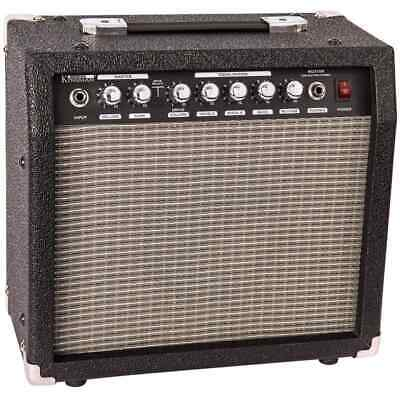Kinsman KGX15R, 15W Electric Guitar Amplifier + Reverb. Perfect For Home Use.