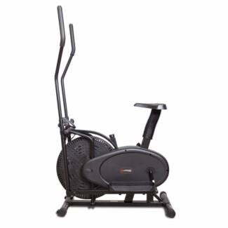 NEW Lifespan X-01 Cross Trainer Exercise Bike 2in1 Factory Direct Campbellfield Hume Area Preview