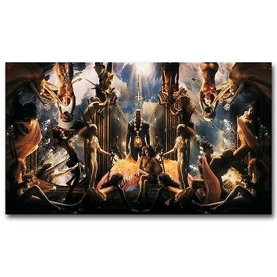 Kanye West Power By Gody00 On Deviantart Art Silk Poster 13X2316x28 Inch J159