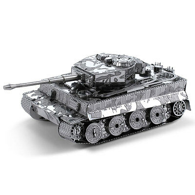 Metal Earth: Tiger I Tank