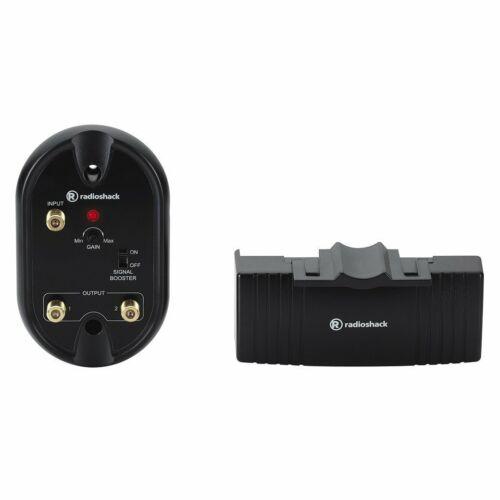 RadioShack Antenna-Mounted High-Gain Signal Amplifier - Catalog 1500526