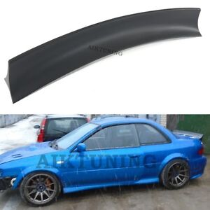 Subaru Impreza WRX STI GC8 Classic RB Trunk Spoiler Wing Ducktail Lip