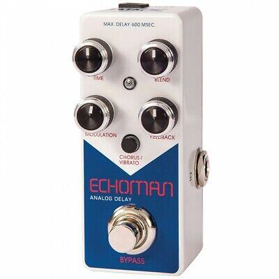 Xvive Echoman Analog Delay Guitar Pedal XV21
