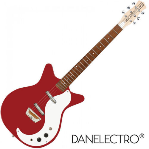 Danelectro The 'Stock '59' Reissue Electric Guitar - Red