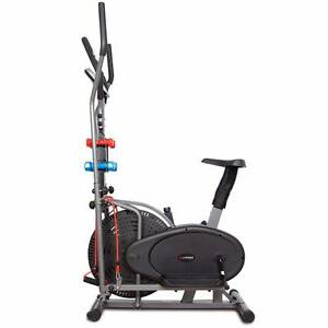Lifespan Fitness X-02 Hybrid Cross Trainer Leichhardt Leichhardt Area Preview