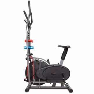 Lifespan Fitness X-02 Hybrid Cross Trainer