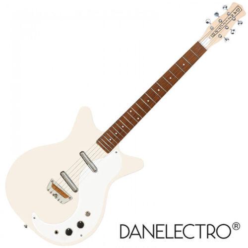 Danelectro The 'Stock '59' Reissue Electric Guitar - Vintage Cream