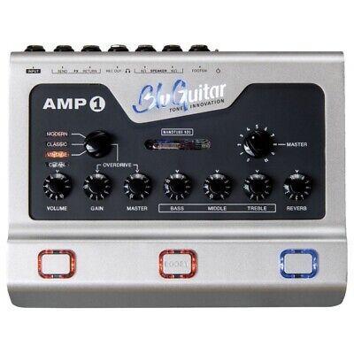 BluGuitar Amp1 Mercury Edition 100 Watt Nanotube Guitar Amp