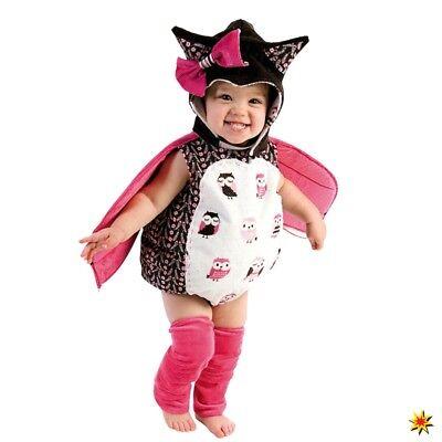 Baby Kostüm Eule Emma Overall Kinderfasching Eulchen Tierkostüm Waldeule