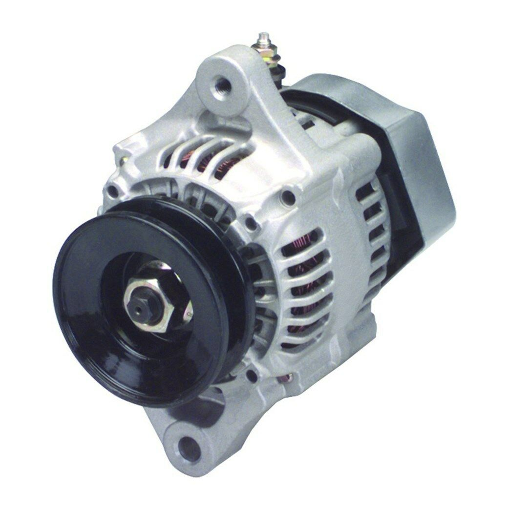 New Chevy Gm Mini Alternator Denso Street Rod Race 1
