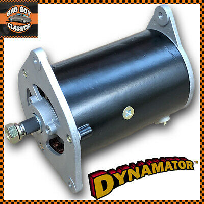 Negative Erdung Dynamator Lichtmaschine Dynamo Umwandlung Lucas C40L Triumph gebraucht kaufen  Versand nach Germany