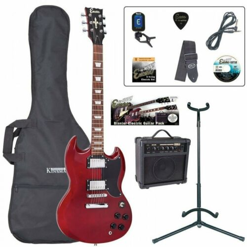 Encore SG Pack Cherry Red