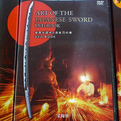 ART OF THE JAPANESE SWORD DVD
