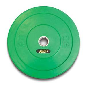 NEW Lifespan Olympic Bumper Plate 10kg-25kg Campbellfield Hume Area Preview
