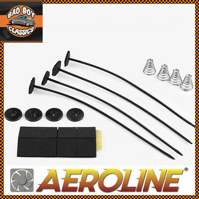 Universal Aeroline® Electric Radiator Intercooler Cooling Fan Fitting Kit