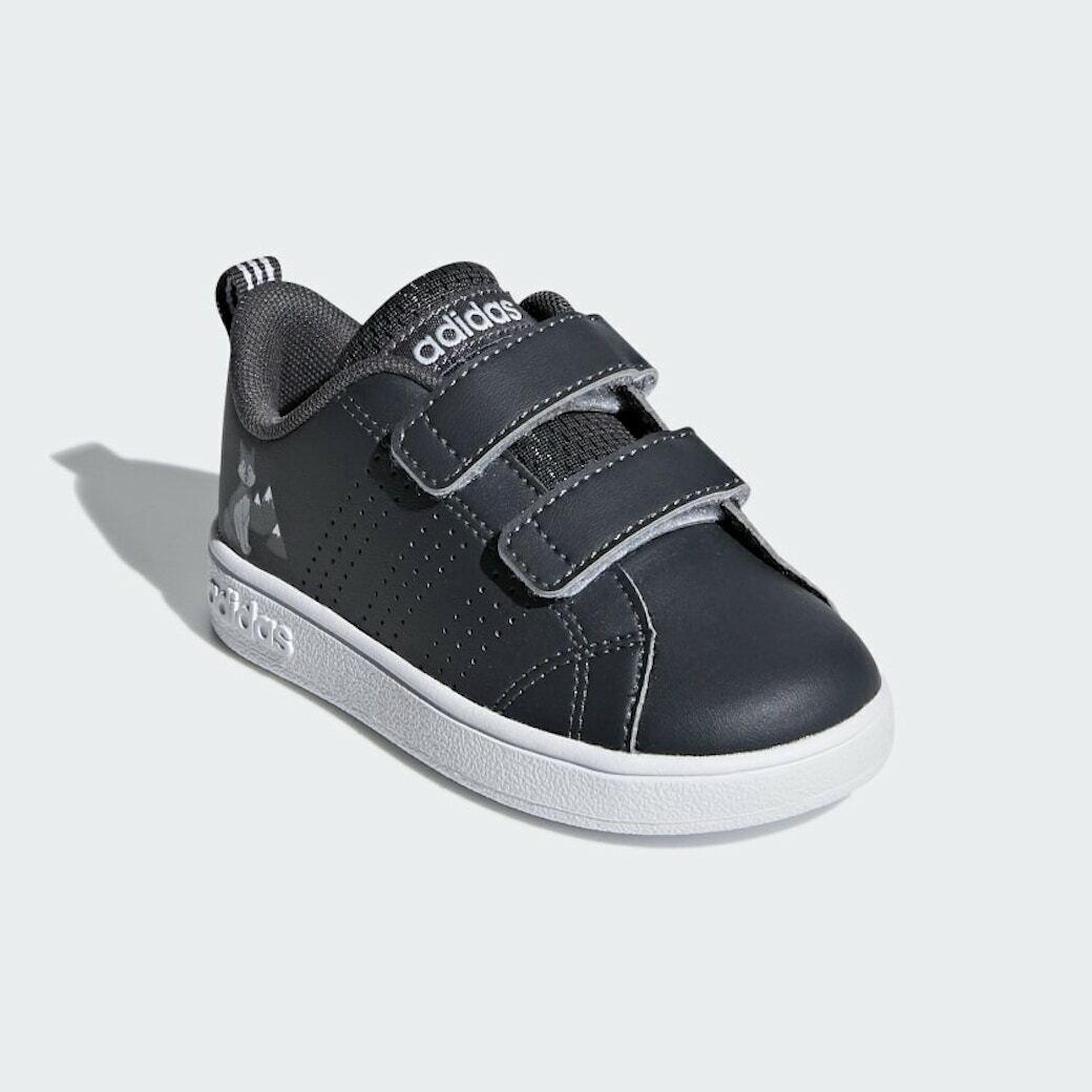 Adidas VS Advantage CL CMF Infants Kids Shoes Casual F36372 size 7K New