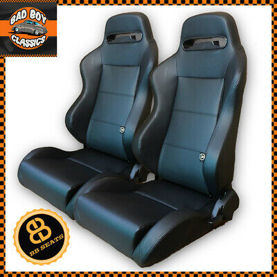 FORD FOCUS RS RECARO WATERPROOF HEAVY DUTY SINGLE SEAT COVER BLACK 248 HD
