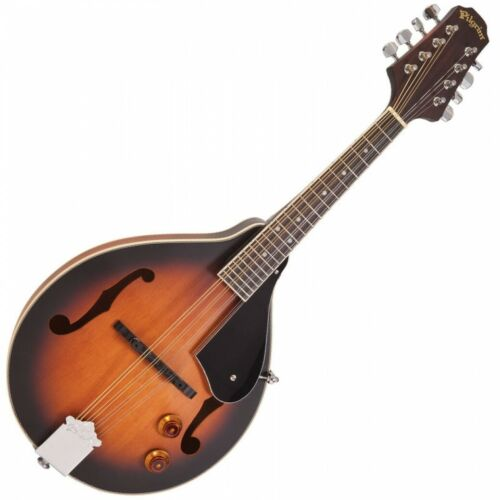 Pilgrim A-Style Electro Acoustic Mandolin VPMA50EAV RRP£249 FREE CASE FROM OHV