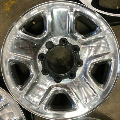 18 INCH 2013-2018 DODGE RAM 2500 3500 SRW OEM CHROME WHEEL RIM 2473 B