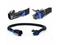 "GM GRAY Square 4 Pin LS1 LS2 LS6 24/"" O2 02 Oxygen Sensor Extension Wire Harness"