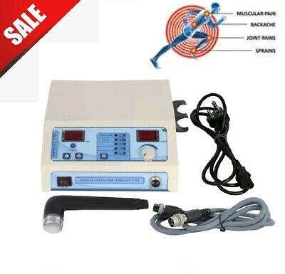 New Physiotherapy Ultrasound Therapy Machine For Pain Management By Professional