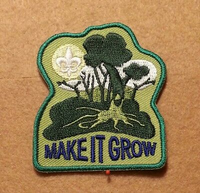 CUB BOY SCOUT FUN PATCH