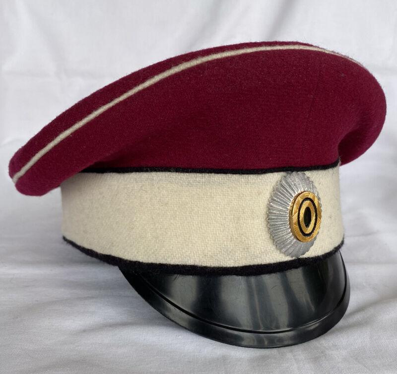 WW1 Imperial Russian Soviet Army Drozdov Regiment General Officers Visor Hat Cap